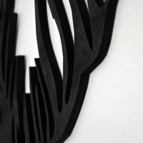 UnykDesign Houten Olifant Zwart Detail Dilte